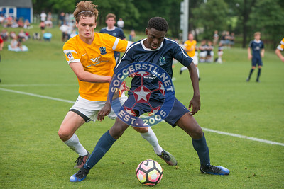 Missouri 98-99 Academy End Season with Derby Win