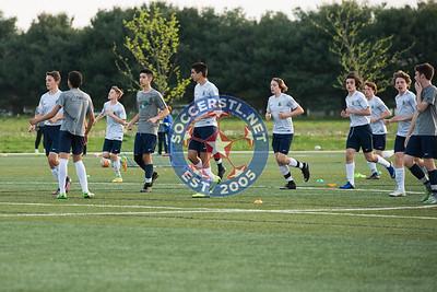STLFC Academy ID Session, 2002 Boys
