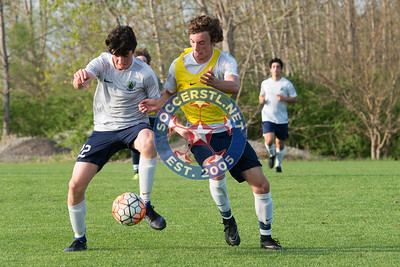 STLFC Academy ID Session, 1999 Boys