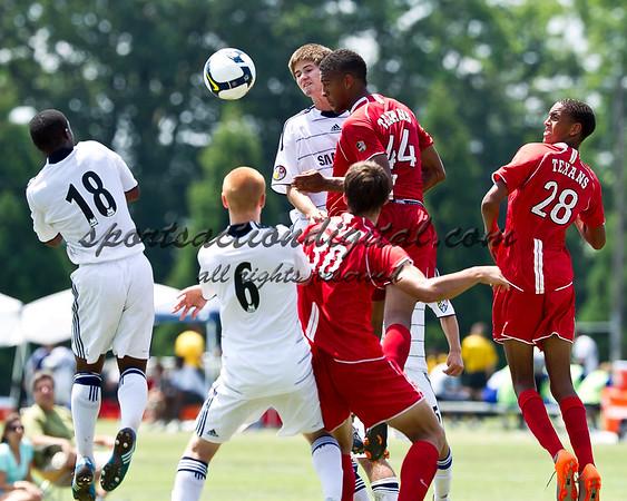 US Development Academy U 15/16 Playoffs