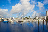 Fort Lauderdale marina boats Florida US