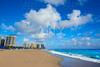 Singer Island beach at Palm Beach Florida US