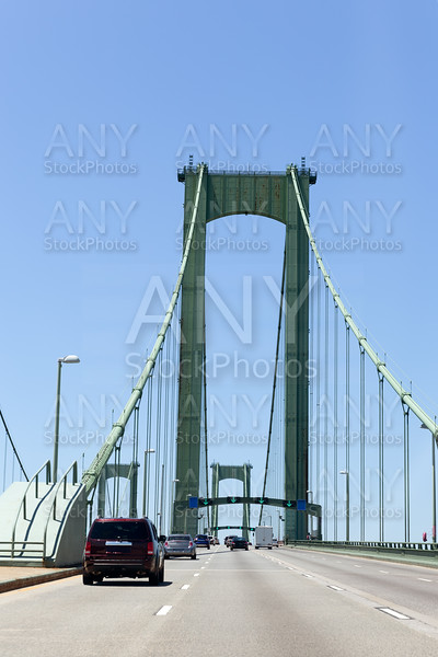 Delaware Memorial bridge New Castle