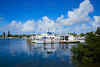 Key West Florida marina Garrison Bight Florida