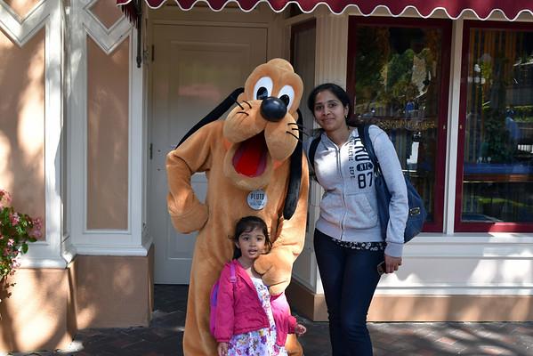 Disneyland @ LA