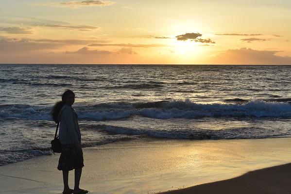 Maui Island at Hawaii
