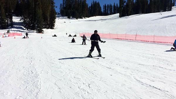 Snowboarding @ Yosemite