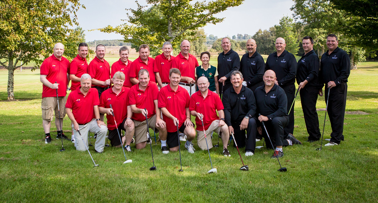 Team Ireland and Team USA, US/Irish Cup 2014