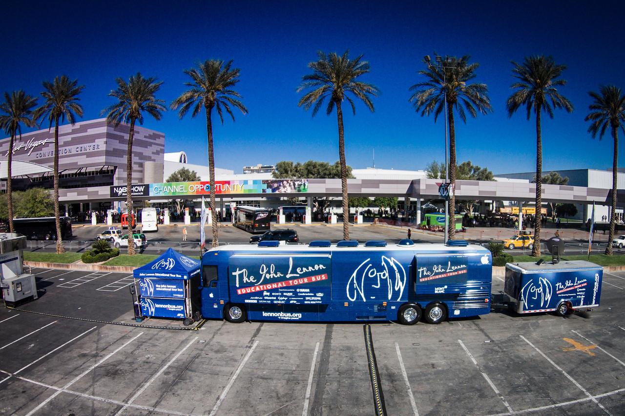 2014_05_07, Las Vegas, Las Vegas Convention Center, NV, USA, JLETB,