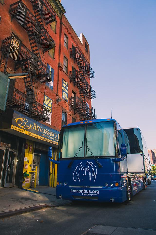 2015_09_17, Berklee City Music Network, Bronx, NY, NYResidency, Renaissance Youth Center, Establishing Shot, lb.org