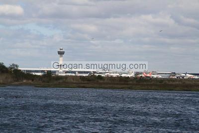 Space Shuttle Landing at JFK 4/27/12