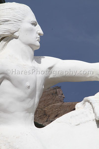 Mt Rushmore - Crazy Horse-2389