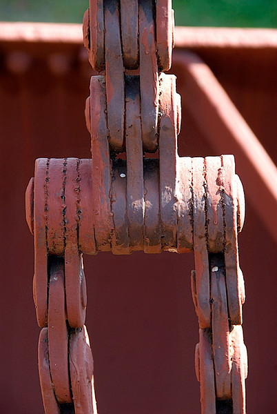 For heavy lifting at the Sloss Furnaces National Historic Landmark