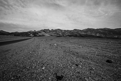 Artists Drive. Death Valley National Park, CA/NV