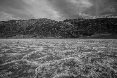 Badwater Basin. Death Valley National Park, CA/NV