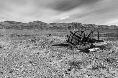 Cerro Gordo - Death Valley National Park