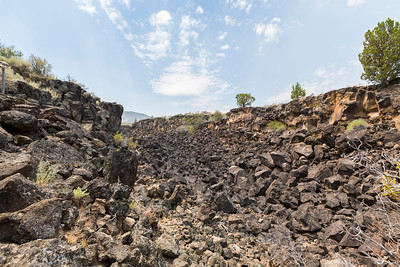 Skull Cave. Lava Beds National Monument - Tulelake, CA, USA