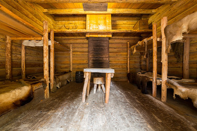 Fort Clatsop - Lewis and Clark National Historical Park. Astoria, OR, USA
