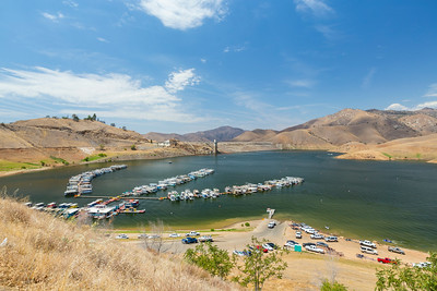 Lake Kaweah - Lemon Cove, CA, USA