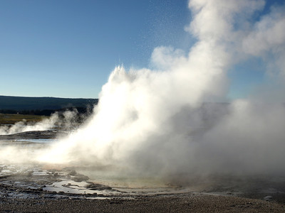 Lower Geyser Basin - Yellowstone National Park