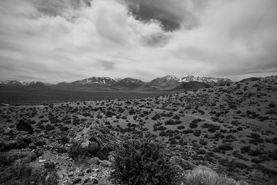 Eastern Sierras. Panum Crater. Mono-Inyo Craters. Inyo National Forest, CA, USA