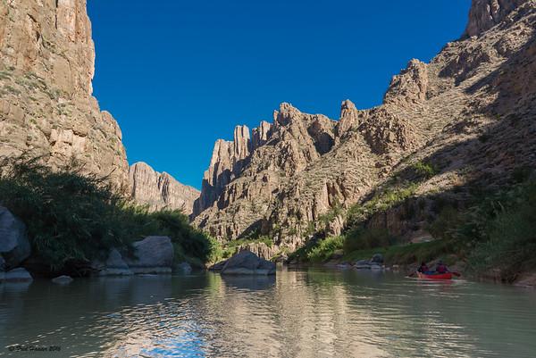 2016 Big Bend National Park & Rio Grande Canoe Trip