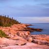 Sunset on Schoodic Peninsula