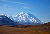 Mt. Denali on a stunningly beautiful, clear Fall September Day