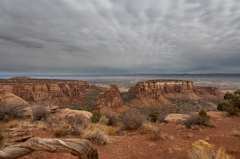 Grand View, Colorado National Monument