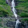 Haystack Falls, Glacier National Park