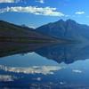 9a - Mountain Refection at Lake McDonald