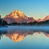 Oxbow Sunrise, Grand Teton National Park