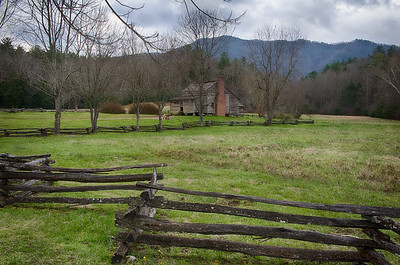 Dan Lawson Place, Cades Cove, Tennessee