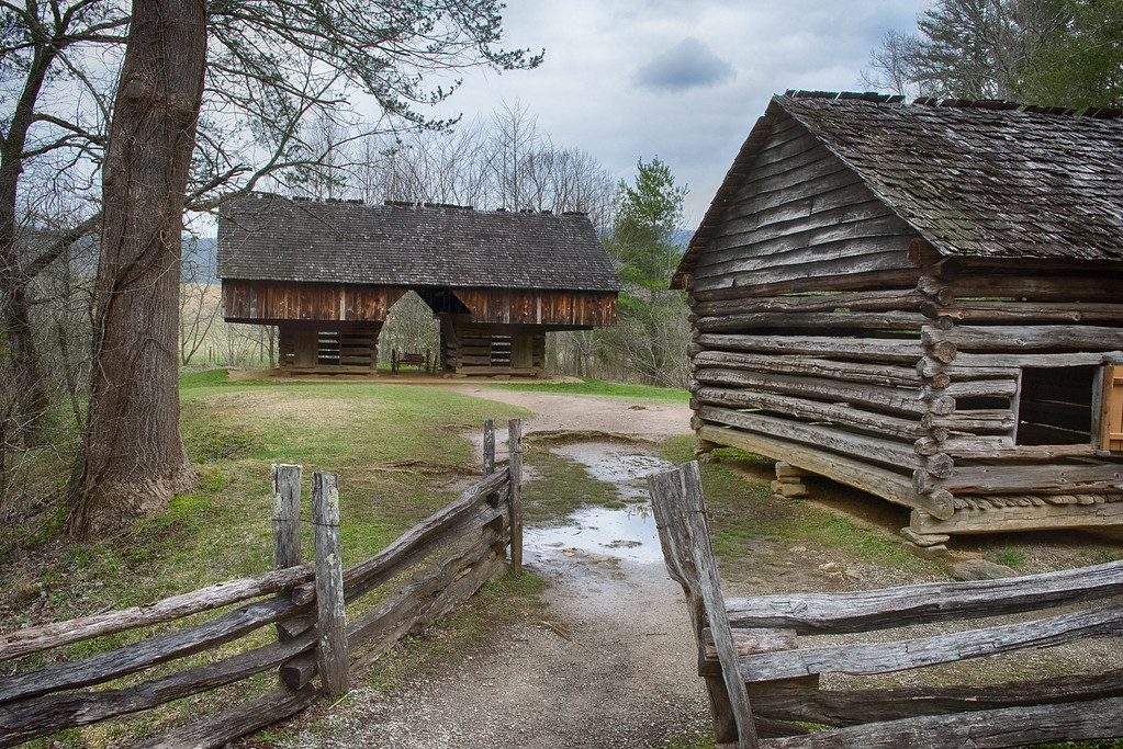 Tipton Place, Cades Cove, Tennessee