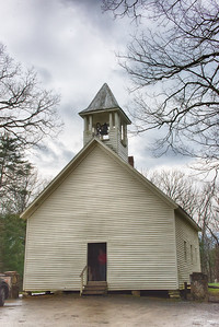 Primitive Baptist Church, Cades Cove, Tennessee