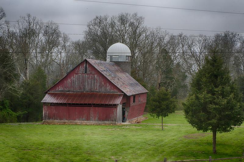 Barn, near Maryville, Tennessee