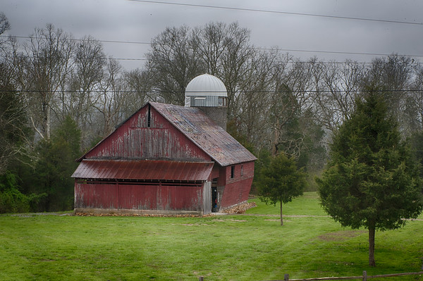 Barn, near Maryville, Tennessee