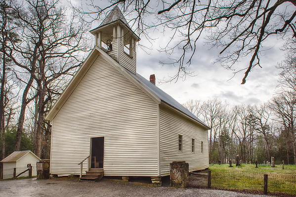 Primitive Baptist Church, Cades Cove, Tennessee