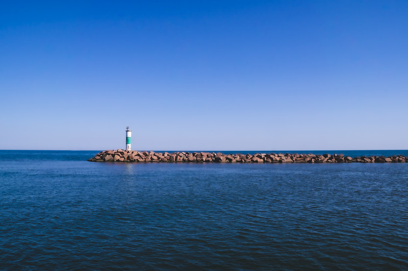 Portage Lakefront within Indiana Dunes National Park in Portage Indiana