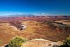 Canyonlands National Park-Grand View Point, Island in the Sky