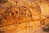 Capitol Reef National Park~sculptured sandstone created by water and wind