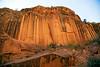 Capitol Reef National Park  brilliant sandstone