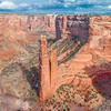 Spider Rock, Canyon de Chelly (AZ)