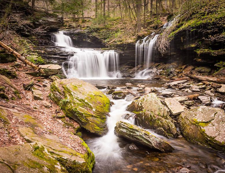 R.B. Rickett's Falls, PA
