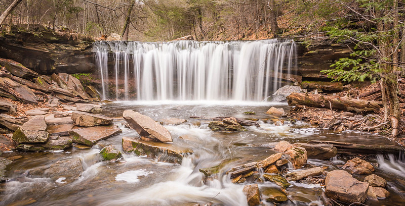Oneida Falls, Ricketts Glen PA