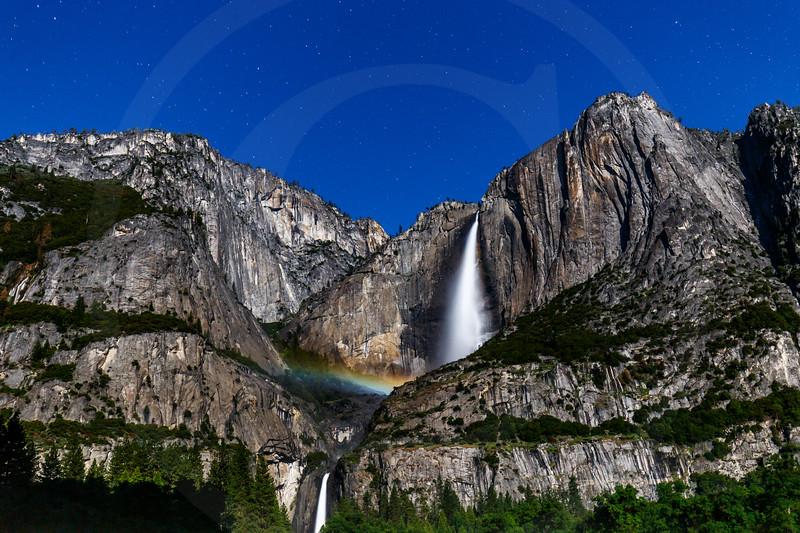 Yosemite MoonBow