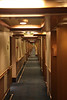 Portside hallway.  Looooonnnnggggg.