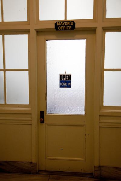 City of Plattsburgh. Mayor's office.