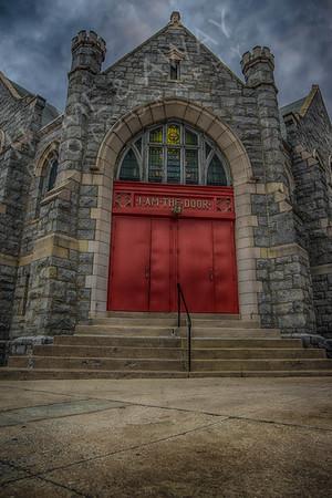 Red Door Series: I Am The Door