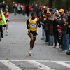 Brian Sell gaining on Meb Keflezighi